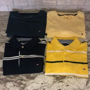 - Tommy Hilfiger Shirts and Polos